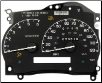 1995 Ford Explorer, Ranger Instrument Cluster Repair (SKU: F57F17A275CA)