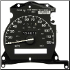 1995 - 1997 Ford Ranger Instrument Cluster Repair (SKU: F5TZ17255F)