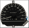 1998 Ford Escort Instrument Cluster Repair (SKU: F8CF17A275AA)