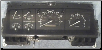 1992 - 1997 Ford F150, F250, F350, F450  Instrument Cluster Repair w/Tach, Gas/Diesel (SKU: F6TF10849B)