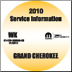 2010 Jeep Grand Cherokee Factory Service Repair Workshop Shop Manual CD (SKU: 81-370-1064CD)