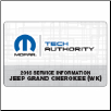 2016 Jeep Grand Cherokee Factory Service Repair Workshop Shop Manual CD (SKU: 81-370-16064A-SUSB)
