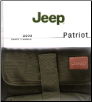2007 Jeep Patriot Owner's Manual (SKU: 813260812)