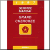 1997 Grand Cherokee (ZJ) Service Manual (SKU: 813707147)