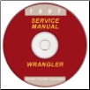 1997 Jeep Wrangler (TJ) Service Manual on CD (SKU: 813707148CD)