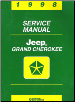 1998 Grand Cherokee (ZJ) Factory Service Manual (SKU: 813708147)