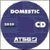 1986 - 2020 ATSG Domestic Automatic Transmission Rebuild Manuals CD-ROM (SKU: 83-CDROM-DOMESTIC)
