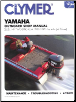1990-1995 Yamaha 2-250hp 2-stroke Outboard Clymer Repair Manual (SKU: B784-0892876506)