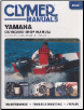 1985 - 2013 Yamaha 6.0-100HP 4-Stroke Outboard Clymer Repair Manual (SKU: B788-162092272X)