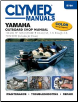 1999 - 2010 Yamaha 115 - 250 HP 2-stroke V4 & V6 Clymer Outboard Repair Manual (SKU: B789-1620922762)