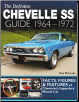 The Definitive Chevelle SS Guide: 1964 - 1972 (SKU: CARTECH-CT604)