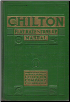 1925 - 1939 Chilton's Flat Rate & Tune-up Manual, 13th Edition (SKU: 1939 Chilton)