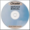 2010 Chrysler 300 & Dodge Charger Factory Service Manual on CD (SKU: 8127010065CD)
