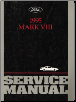 1995 Lincoln Mark VIII Service Manual (SKU: FCS1219295)