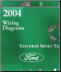 2004 Ford Explorer Sport Trac- Wiring Diagram (SKU: FCS1296504)