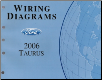 2006 - 2007 Ford Taurus Factory Wiring Diagrams (SKU: FCS1430106)