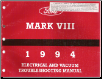 1994 Lincoln Mark VII Electrical & Vacuum Troubleshooting Manual (SKU: FPS1212094)
