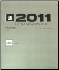 2011 Chevrolet Camaro Factory Service Repair Workshop Manual, 4 Vol. Set (SKU: GMP11F)