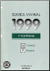1999 Chevrolet Camaro & Pontiac Firebird Factory Service Manual - 3 Volume Set (SKU: GMP99F3)