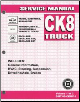 2005 Chevrolet & GMC Tahoe, Surburban, Avalanche, Yukon, XL, Denali, XL & Cadillac Escalade Factory Service Manual - 3 Volume Set (SKU: GMT05CKUV1-2-3)