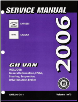 2006 Chevrolet Express / Express Access, GMC Savana / Savana Pro Van Factory Service Manual - 3 Volume Set (SKU: GMT06G61)