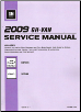2009 Chevrolet Express & GMC Savana Van Factory Service Manual (SKU: GMT09G6)