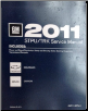 2011 Chevrolet Colorado & GMC Canyon Service Repair Workshop Manual- 3-Vol. Set (SKU: GMT11STPU)