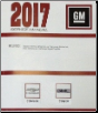 2017 Chevrolet Colorado & GMC Canyon Service Repair Workshop Manual 4-Vol. (SKU: GMT17ST)