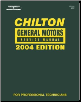 2004 Chilton's General Motors Service Manual (2000 - 2003 Year coverage) (SKU: 1401842372)