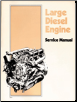 Large Diesel Engine Clymer Service Manual (SKU: LDS1-0872880338)