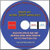 2005 Isuzu N Series & GMC, Chevrolet W Series (5.2L Diesel Only) Factory Workshop Manual on CD-ROM (SKU: ITS-CD4)