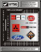 1988 - 2013 NPR GMC FUSO UD Ford International Truck Automatic Transmission Diagnostic Code Book (SKU: NPR-FUSO-UD-CODE-BOOK)