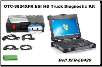 OTC-3824XFR ESI Heavy Truck Diagnostic Scantool + XFR-E6420 WIN-10 Laptop (SKU: OTC-3824XFR)