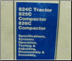 Caterpillar 824C Tractor, 825C & 826C Compactors Factory Service Manual Serial Numbers 85X1-Up, 86X1-Up & 87X1-Up (SKU: SENR7828)