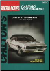 1967 - 1981 Chevrolet Camaro  Chilton's Total Car Care Manual (SKU: 0801990580)