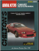 1982 - 1992 Chevrolet Camaro Chilton's Total Car Care Manual (SKU: 080198260X)