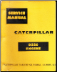 Caterpillar D326 Diesel Engine Service Manual (SKU: CAT-D326)