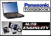 Auto Enginuity SP03 FORD Auto & Truck OBD-II Enhanced Software Bundle & Panasonic Toughbook CF-52 Laptop (SKU: AE-SP03-CF52)