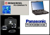 2005-2010 UD Truck w/ Hino Engine: OEM Consult-2 Software, Panasonic Toughbook CF-52 Laptop & d-briDGe Adapter Preloaded (SKU: CONSULT2-CF52-dBridge)