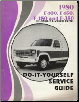 1980 Ford F100, F150, F250, F350,  2 & 4 Wheel Drive, Do-It-Yourself Service Guide (SKU: FPS36512580)