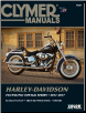 2011 - 2017 Harley-Davidson Softail FLS / FXS / FXC Models Clymer Repair Manual (SKU: M251-9781620923757)