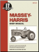 Massey-Harris I&T Tractor Service Manual MH-6A (SKU: MH6A-0872885569)