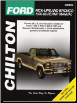 1976 - 1986 Ford F100, F150, F250, F350 & Bronco (1978 - 86 only); 2/4 wheel drive, Gas/Diesel Chilton's Total Car Care Manual (SKU: 0801985765)