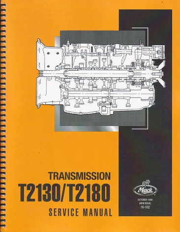 Mack Differential Service Manual