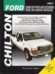 Factory ford truck van suv service repair manuals chiltonhaynes manuals fandeluxe Choice Image