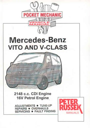 2000 2003 mercedes benz vito and v class 2148c c cdi diesel 16v rh autorepairmanuals biz 1990 Mercedes 300E Wiring-Diagram 1974 Mercedes -Benz Wiring Diagrams