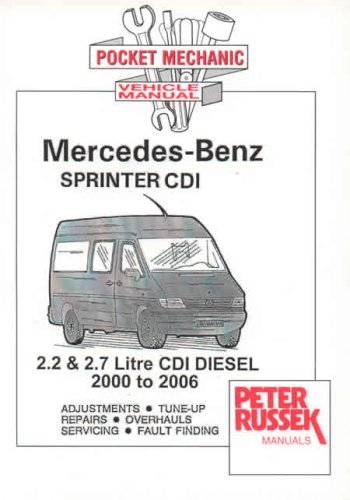 2006 mercedes benz dodge sprinter with 22l cdi 27l cdi 2000 2006 mercedes benz dodge sprinter with 22l cdi 27l cdi diesel engines russek repair manual sciox Image collections