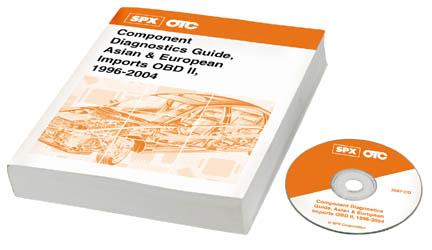 1996 - 2004 OTC Component Diagnostics Guide, Asian