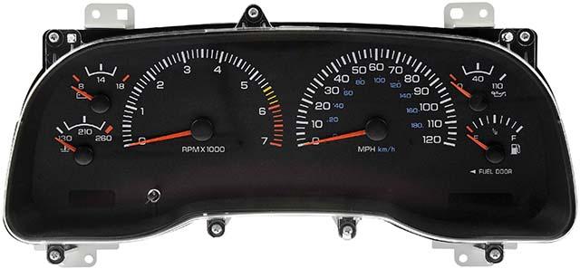 2000 Dodge Durango Instrument Cluster Repair