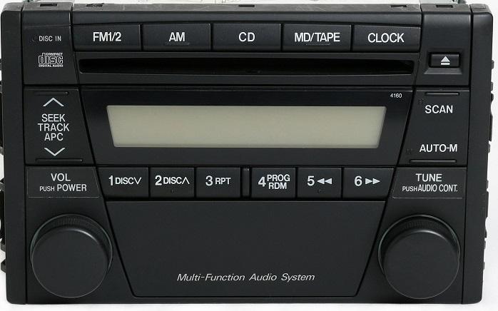 2005 Mazda Tribute Radio Digital Display Repair Servicerhautorepairmanualsbiz: Mazda Tribute Radio Tour At Gmaili.net